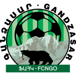 Эмблема (логотип): Футбольный клуб Гандзасар Капан НГО. Logo: Gandzasar Football Club NGO