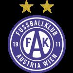 Эмблема (логотип): Футбольный клуб «Аустрия» Вена. Logo: Fußballklub Austria Wien