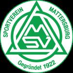 Эмблема (логотип): Спортивный клуб Маттерсбург. Logo: Sportvereinigung Bauwelt Koch Mattersburg