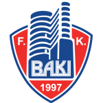 Эмблема (логотип): Футбольный клуб «Баку». Logo: Baku Football Club
