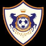 Эмблема (логотип): Футбольный клуб Карабах Агдам. Logo: Qarabağ Futbol Klubu