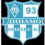 Эмблема (логотип): Футбольный клуб Динамо-93 Минск. Logo: Football Club Dinamo-93 Minsk