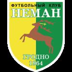 Эмблема (логотип): Футбольный клуб Неман Гродно. Logo: Football club Neman Grodno