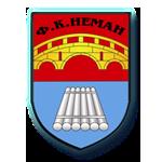 Эмблема (логотип): Футбольный клуб Неман Мосты. Logo: Football Club Neman Mosty