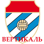 Эмблема (логотип): Футбольный клуб Вертикаль Калинковичи. Logo: Football Club Vertikal Kalinkovichi