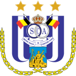 Эмблема (логотип): Королевский спортивный клуб Андерлехт. Logo: Royal Sporting Club Anderlecht