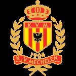 Эмблема (логотип): Футбольный клуб Мехелен. Logo: Yellow Red Koninklijke Voetbalclub Mechelen