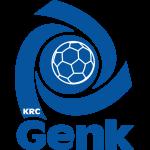 Эмблема (логотип): Футбольный Расинг клуб Генк. Logo: Koninklijke Racing Club Genk