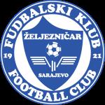 Эмблема (логотип): Футбольный клуб Железничар Сараево. Logo: Fudbalski Klub Željezničar Sarajevo