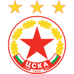 Эмблема (логотип): Футбольный клуб «ЦСКА» София. Logo: Professional Football Club CSKA Sofia
