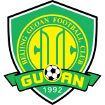 Эмблема (логотип): Футбольный клуб «Бэйцзин Гоань» Пекин. Logo: Beijing Guoan Football Club