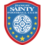 Эмблема (логотип): Футбольный клуб Цзянсу Сунин. Logo: Jiangsu Suning Football Club
