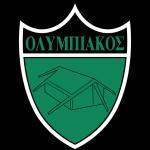 Эмблема (логотип): Футбольный клуб Олимпиакос Никосия. Logo: Olympiakos Lefkosias