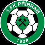 Эмблема (логотип): 1. ФК Пршибрам. Logo: 1.FK Příbram, a.s.