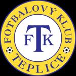Эмблема (логотип): Футбольный клуб «Теплице». Logo: FK Teplice