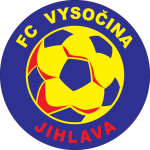 Эмблема (логотип): Футбольный клуб Высочина Йиглава. Logo: Football Club Vysočina Jihlava