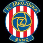 Эмблема (логотип): Футбольный клуб «Зброёвка» Баку. Logo: Football Club Zbrojovka Brno
