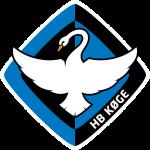 Эмблема (логотип): Футбольный клуб «ХБ Кёге» Кёге. Logo: HB Køge