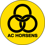 Эмблема (логотип): Футбольный клуб «Хорсенс». Logo: Alliance Club Horsens