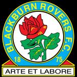 Эмблема (логотип): Футбольный клуб «Блэкберн Роверс» Блэкберн. Logo: Blackburn Rovers Football Club