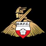 Эмблема (логотип): Футбольный клуб «Донкастер Роверс» Донкастер. Logo: Doncaster Rovers Football Club