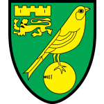 Эмблема (логотип): Футбольний Клуб «Норвич Сити» Норидж. Logo: Norwich City Football Club