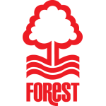 Эмблема (логотип): Футбольный клуб Ноттингем Форест. Logo: Nottingham Forest Football Club