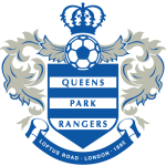 Эмблема (логотип): Футбольный клуб «Куинз Парк Рейнджерс» Лондон. Logo: Queens Park Rangers Football Club