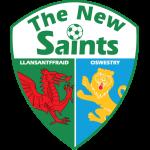 Эмблема (логотип): Нью-Сейнтс Освестри Таун  & Футбольный клуб Ллансантфрайд. Logo: The New Saints of Oswestry Town & Llansantffraid Football Club