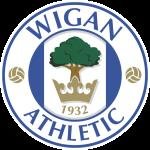 Эмблема (логотип): Футбольный клуб «Уиган Атлетик» Уиган. Logo: Wigan Athletic Football Club