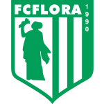 Эмблема (логотип): Футбольный клуб Флора. Logo: Mittetulundusühing Jalgpalliklubi Football Club Flora