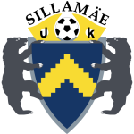 Эмблема (логотип): Футбольный клуб «Калев» Силламяэ. Logo: Jalgpalliklubi Sillamäe Kalev