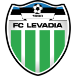 Эмблема (логотип): Футбольный клуб «Левадия U21» Таллин. Logo: Football Club Levadia U21 Tallinn