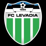 Эмблема (логотип): Спортивный Футбольный клуб Левадия Таллин. Logo: Mittetulundusühing Spordiklubi Football Club Levadia Tallinn