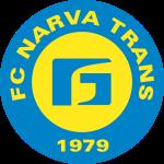 Эмблема (логотип): Футбольный Клуб Нарва Транс. Logo: Jalgpalliklubi Narva Trans