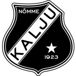Эмблема (логотип): Футбольный клуб «Нымме Калью U21» Таллин. Logo: Jalgpalliklubi Nõmme Kalju U21