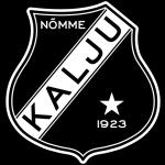 Эмблема (логотип): Футбольный клуб «Нымме Калью» Таллин. Logo: Mittetulundusühing Jalgpalliklubi Nõmme Kalju