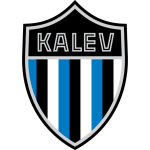 Эмблема (логотип): Футбольный клуб «Калев» Таллин. Logo: Jalgpalliklubi Tallinna Kalev