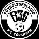 Эмблема (логотип): Футбольный клуб Б-36. Logo: Bóltfelagið 1936