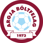 Эмблема (логотип): АБ Аргир. Logo: Argja Bóltfelag