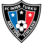 Эмблема (логотип): Футбольный клуб Интернационал Турку. Logo: Football Club International Turku