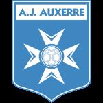 Эмблема (логотип): Молодежная Ассоциация Осер. Logo: Association de la Jeunesse Auxerroise