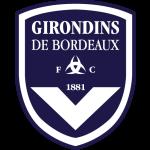 Эмблема (логотип): Футбольный клуб Жиронден де Бордо. Logo: Football Club des Girondins de Bordeaux