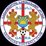 Эмблема (логотип): Футбольный клуб «Гагра» Тбилиси. Logo: Football Club Gagra Tbilisi