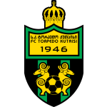 Эмблема (логотип): Футбольный клуб Торпедо Кутаиси. Logo: Football Club Torpedo Kutaisi