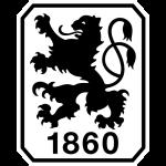 Эмблема (логотип): Спортивный клуб «Мюнхен-1860». Logo: Turn- und Sportverein München von 1860