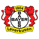 Эмблема (логотип): Футбольный клуб Байер-04 Леверкузен. Logo: Bayer 04 Leverkusen Fußball GmbH