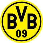 Эмблема (логотип): Футбольный клуб Боруссия Дортмунд. Logo: Ballspielverein Borussia 09 e.V. Dortmund