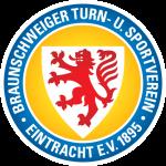 Эмблема (логотип): Спортивный клуб «Айнтрахт» Брауншвейг. Logo: Braunschweiger Turn- und Sportverein Eintracht von 1895