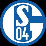 Эмблема (логотип): Футбольный клуб Шальке-04 Гельзенкирхен. Logo: